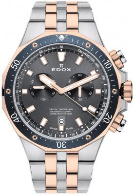 Chronograph. 10109 357RBUMNI. EDOX - švýcarské hodinkySportDelfin 032ebd649f
