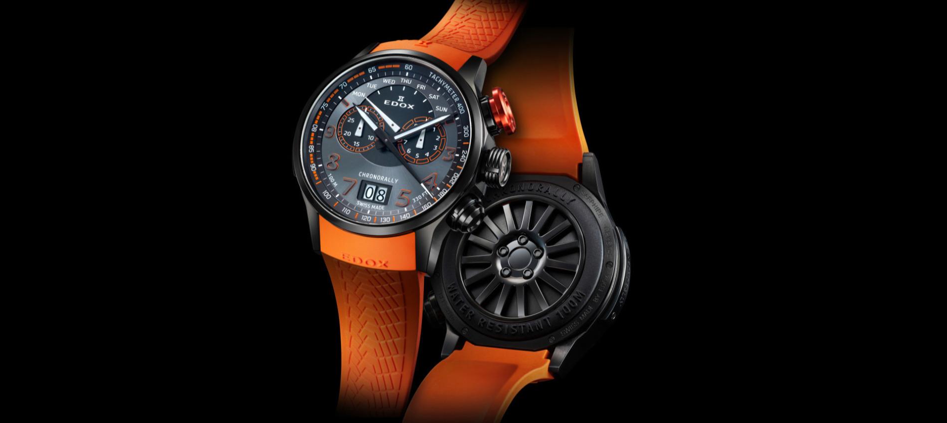595827cc7 EDOX - švýcarské hodinky