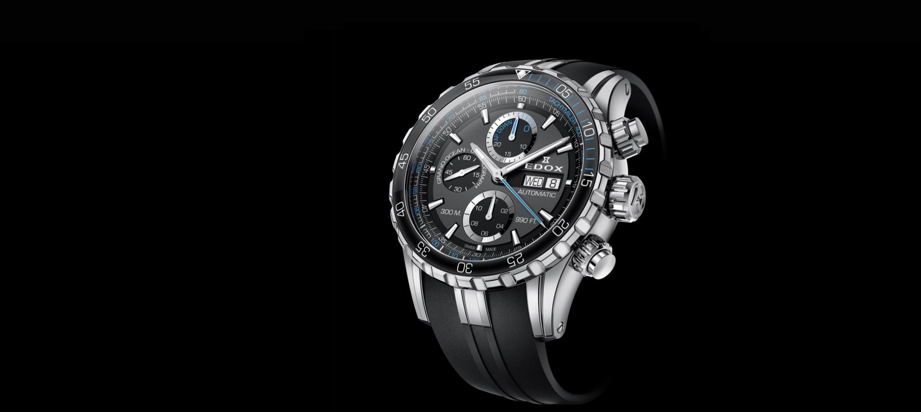 EDOX - švýcarské hodinky 10d239041a