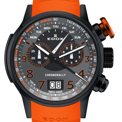 Edox Chronorally <br />38001 TINNO3NO3